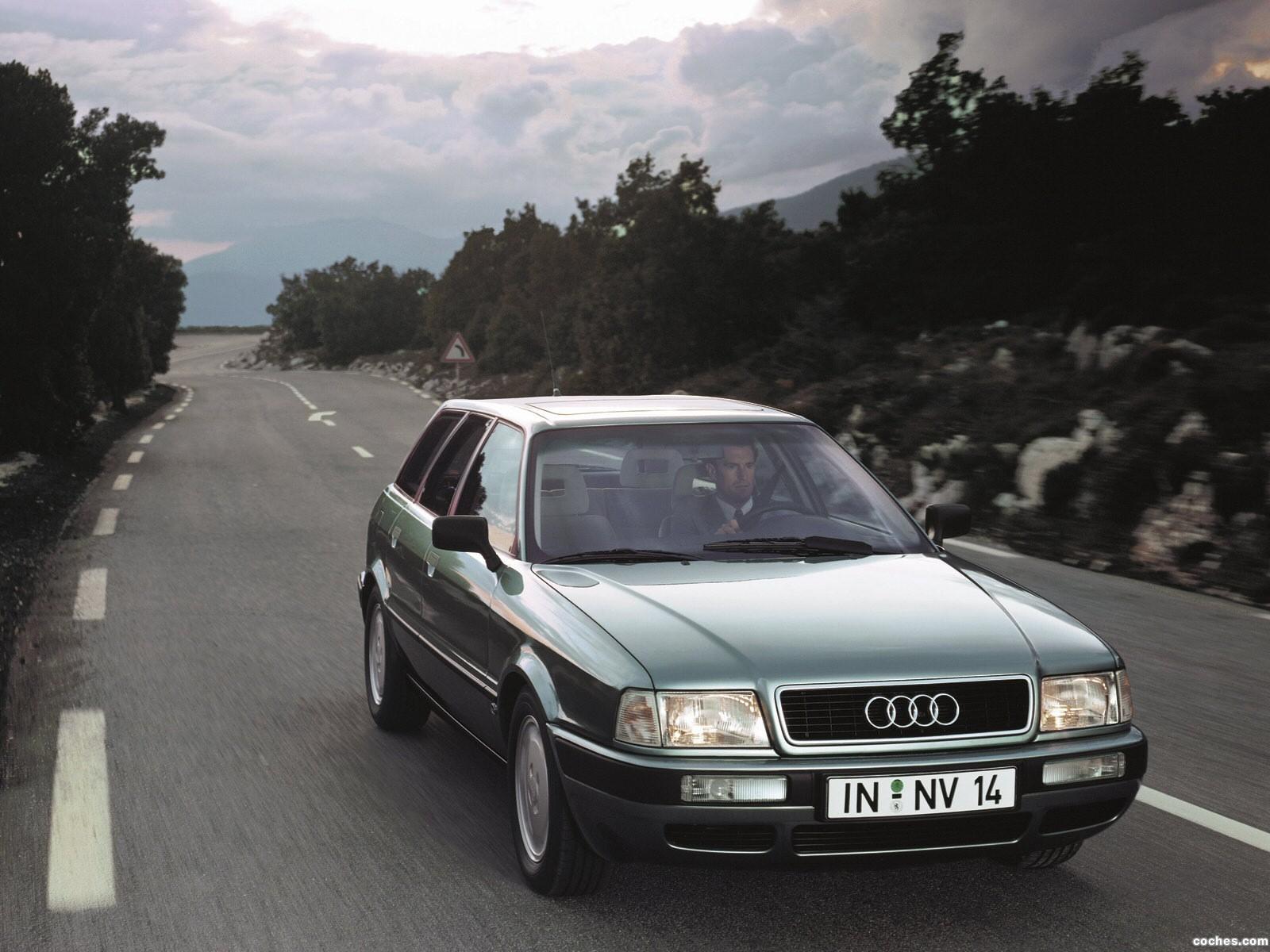 Foto 0 de Audi 80 1991