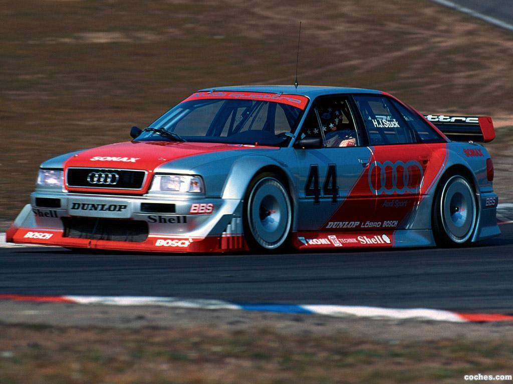 Foto 0 de Audi 80 Quattro 2.5 DTM Prototype 1993