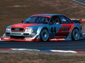 Ver foto 1 de Audi 80 Quattro 2.5 DTM Prototype 1993