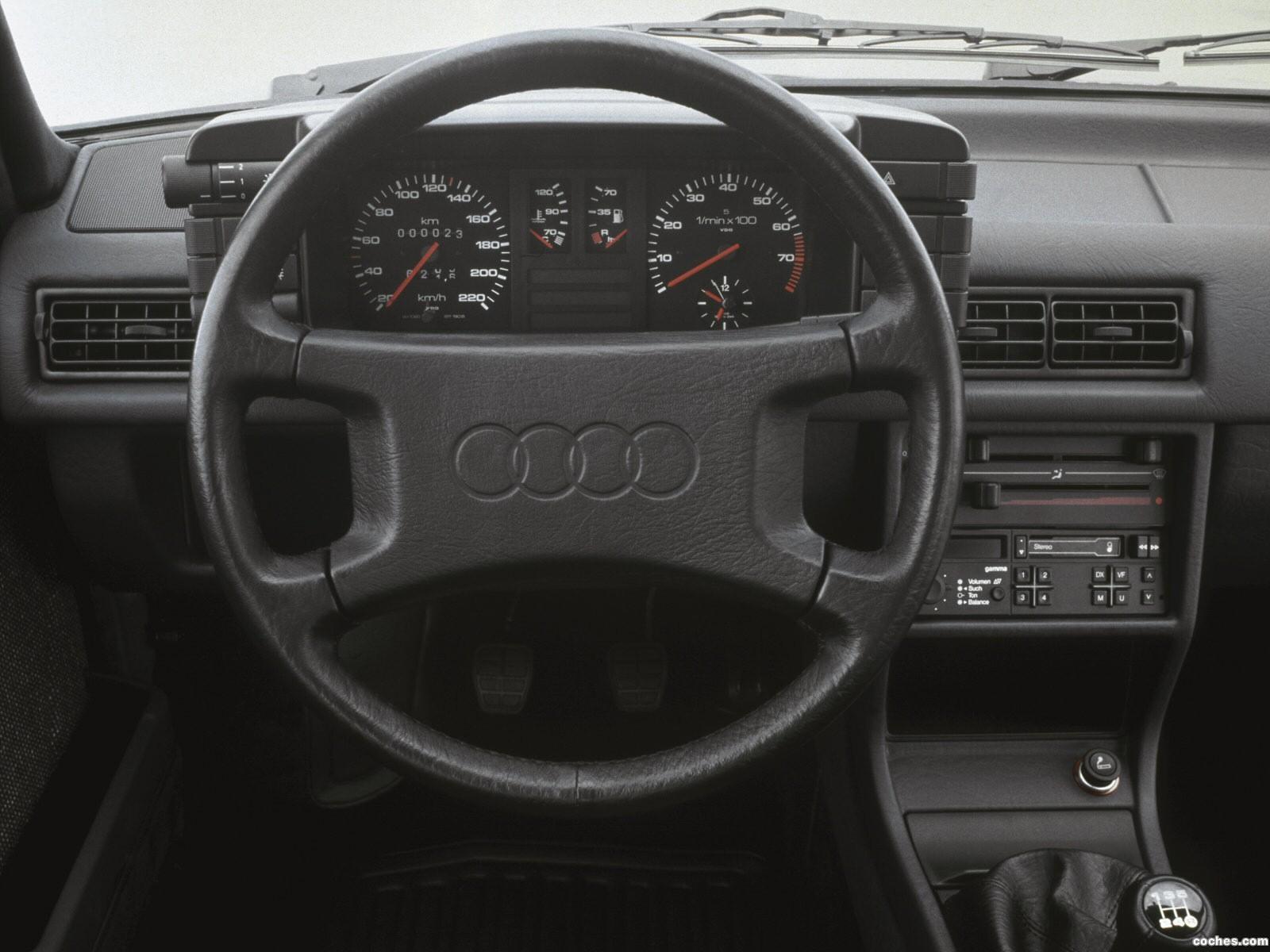 Foto 7 de Audi 90 1984