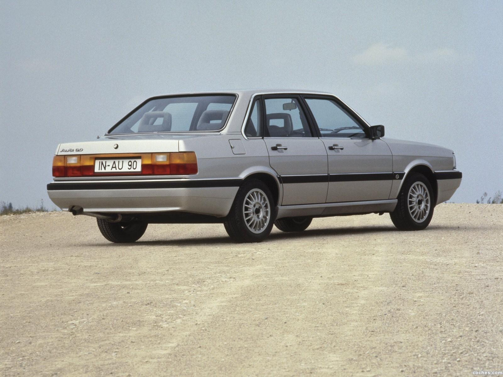Foto 5 de Audi 90 1984