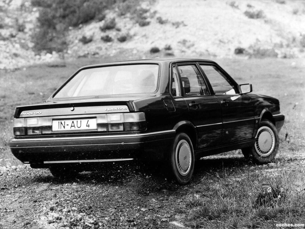 Foto 2 de Audi 90 1984