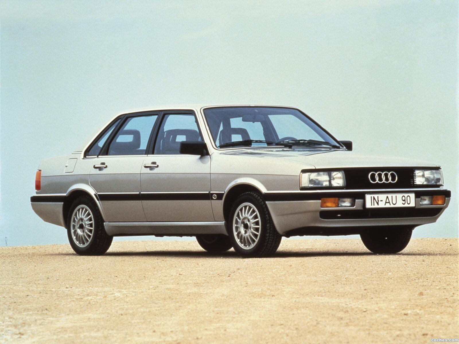 Foto 0 de Audi 90 1984