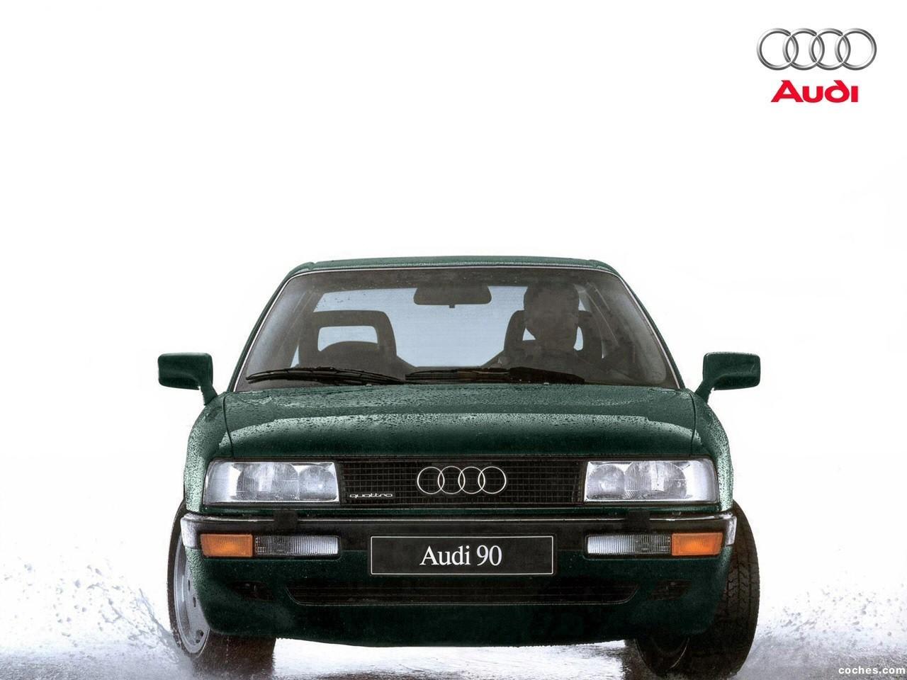 Foto 3 de Audi 90 1986
