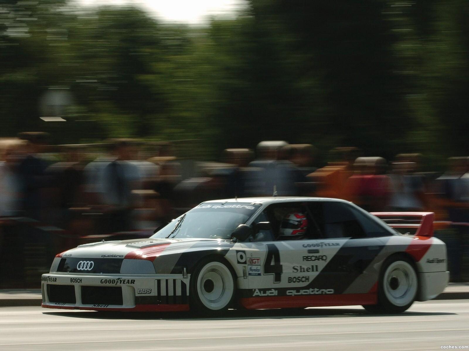Foto 2 de Audi 90 Quattro IMSA GTO 1989