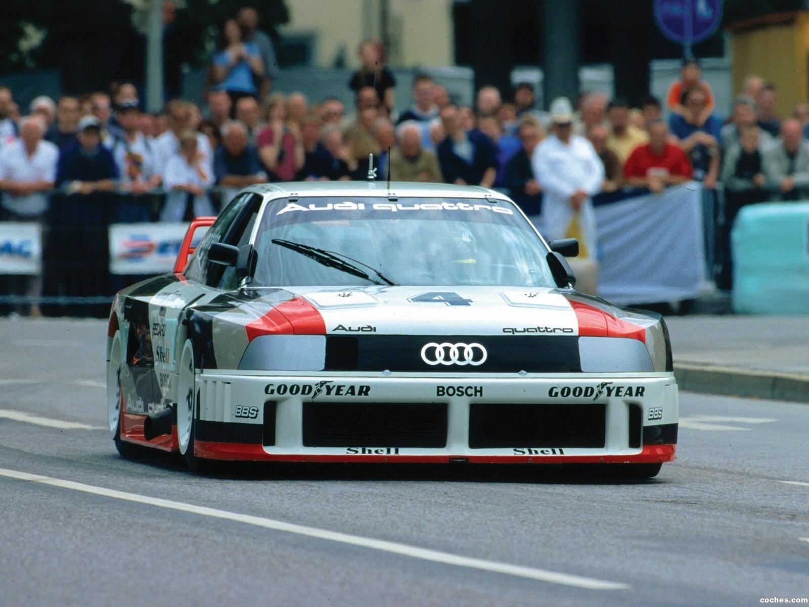 Foto 0 de Audi 90 Quattro IMSA GTO 1989