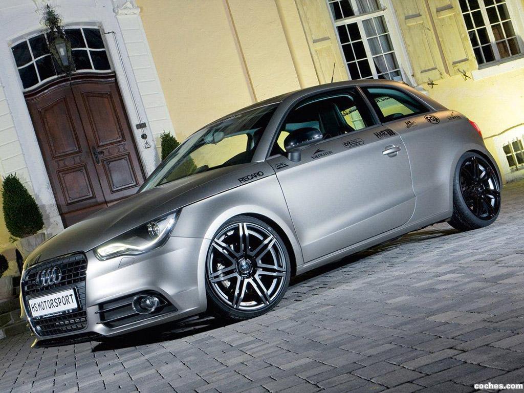 Foto 0 de Audi A1 1.4 TSI by HS Motorsport 2010