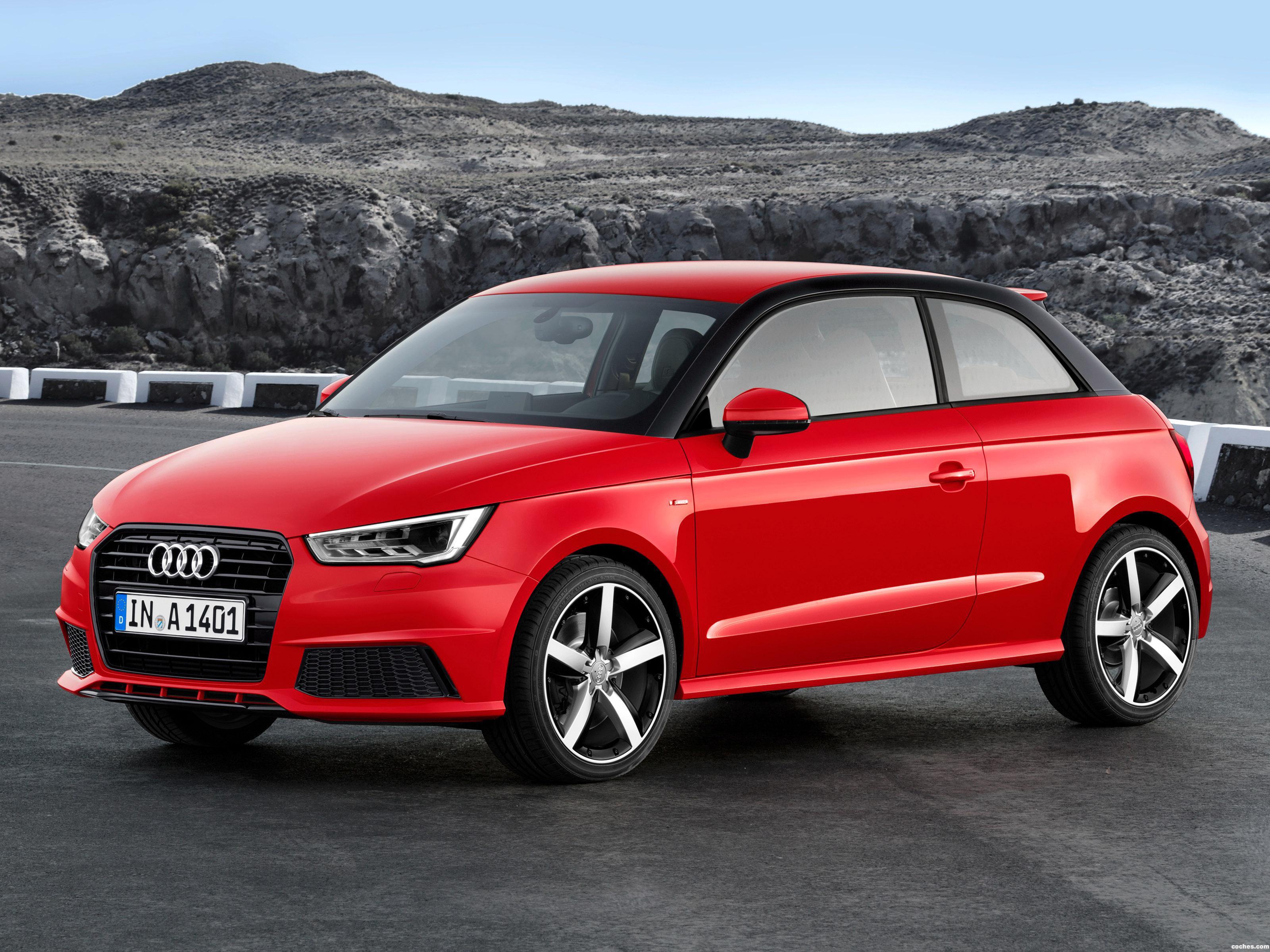 Foto 0 de Audi A1 2015