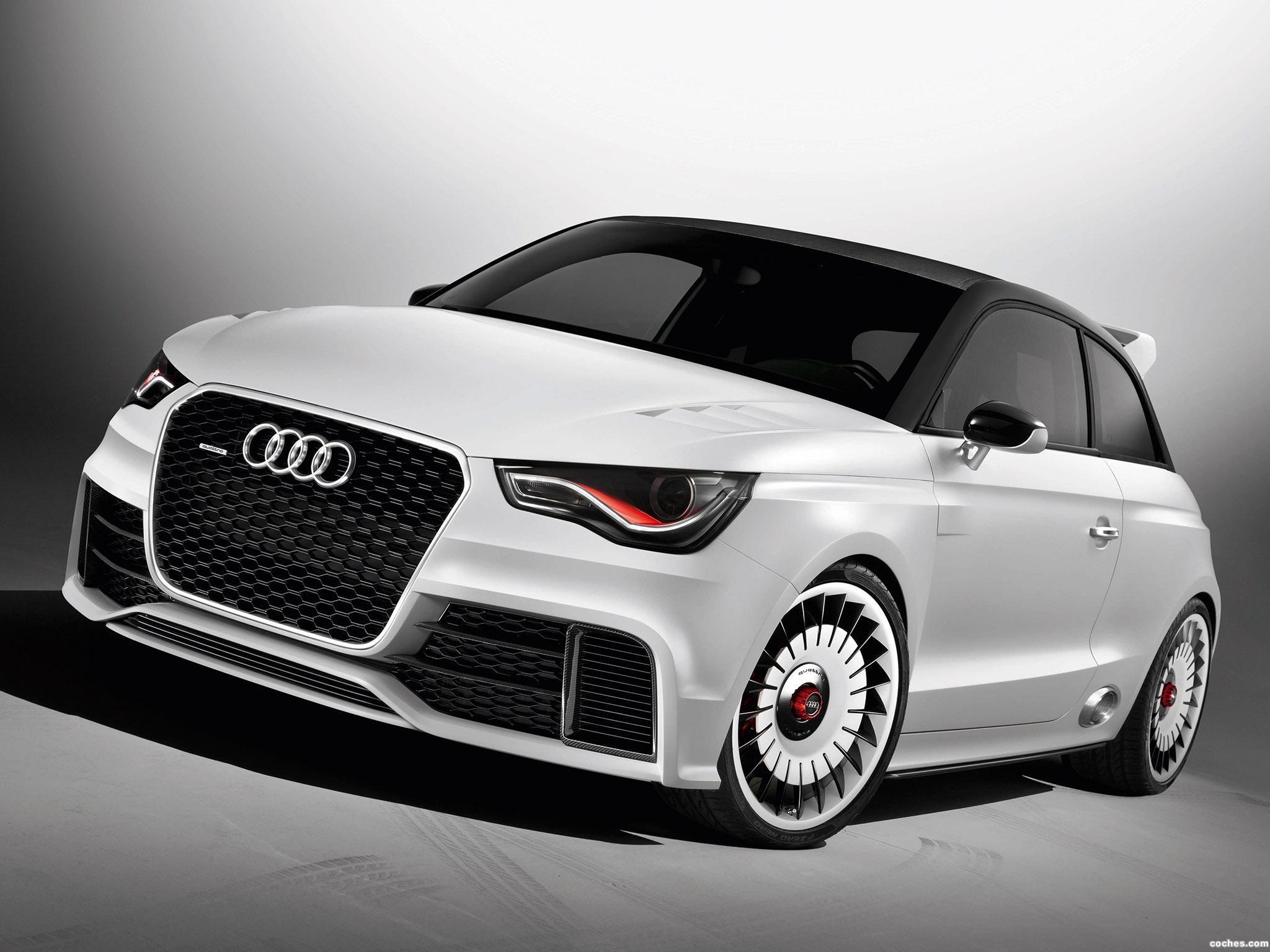 Foto 0 de Audi A1 Clubsport Quattro 2011