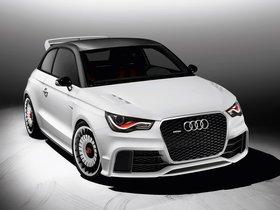 Ver foto 2 de Audi A1 Clubsport Quattro 2011