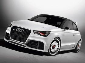 Ver foto 1 de Audi A1 Clubsport Quattro 2011