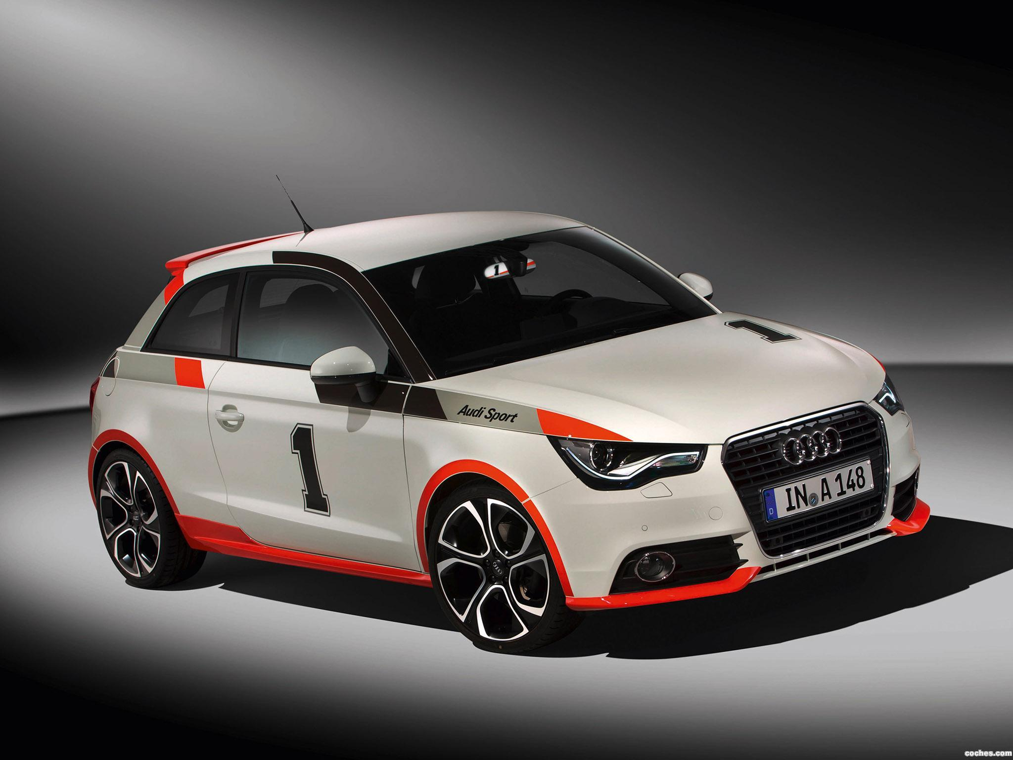 Foto 0 de Audi A1 Competition Kit 2010