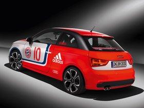Ver foto 2 de Audi A1 FC Bayern 2010