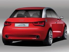 Ver foto 5 de Audi A1 Metroproject Quattro Concept 2007