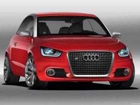 Fotos de Audi A1 Metroproject Quattro Concept 2007