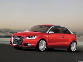 Ver foto 12 de Audi A1 Metroproject Quattro Concept 2007