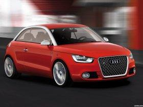 Ver foto 11 de Audi A1 Metroproject Quattro Concept 2007
