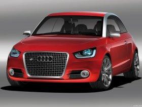 Ver foto 10 de Audi A1 Metroproject Quattro Concept 2007