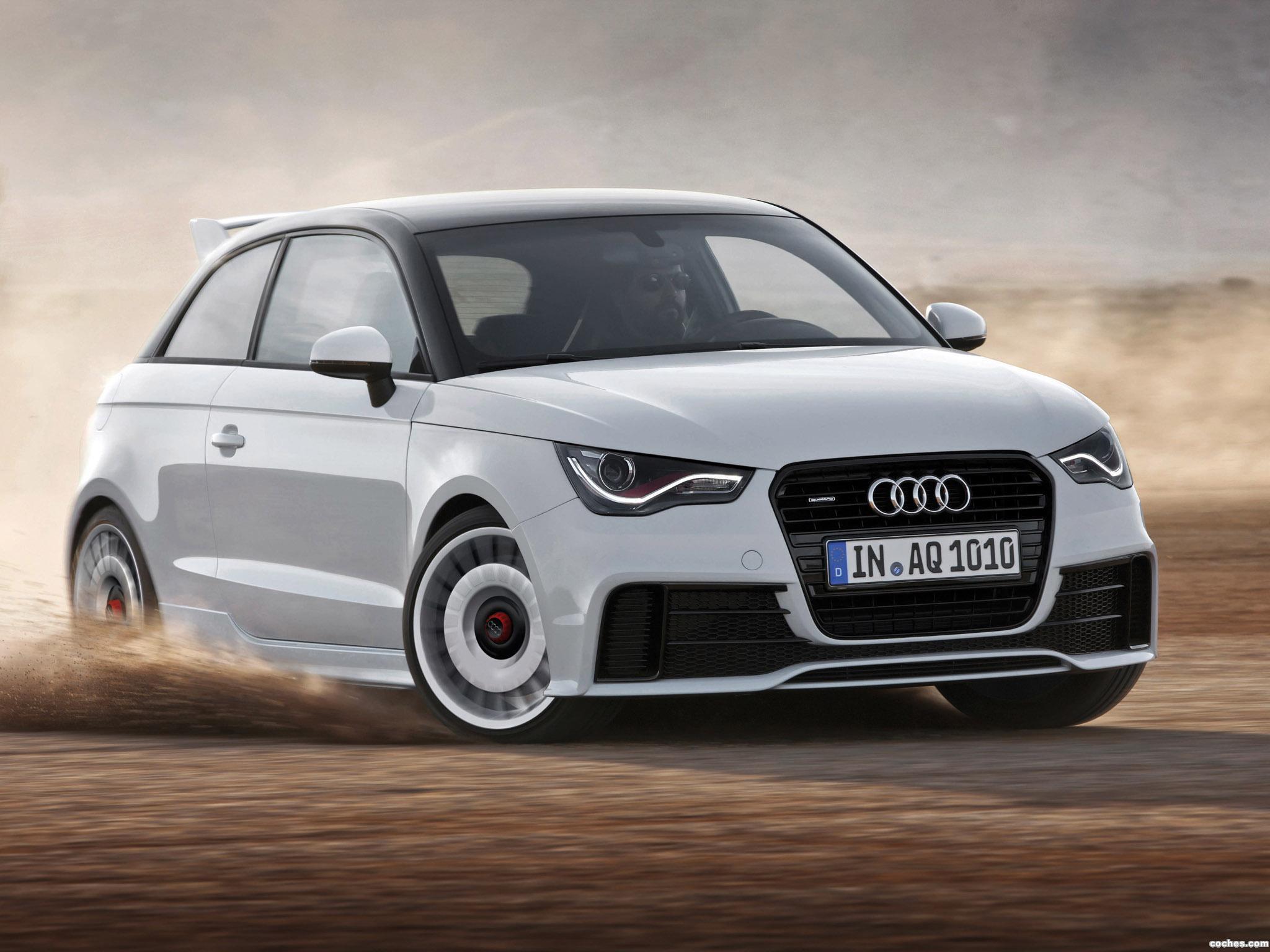 Foto 0 de Audi A1 Quattro 2012