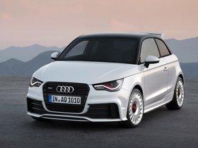 Ver foto 2 de Audi A1 Quattro 2012