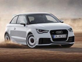 Fotos de Audi A1 Quattro 2012