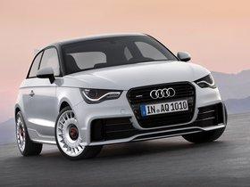Ver foto 20 de Audi A1 Quattro 2012