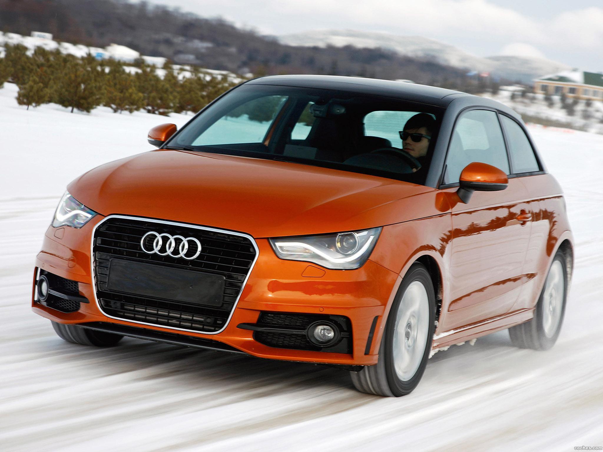 Foto 0 de Audi A1 Quattro Prototype 2011