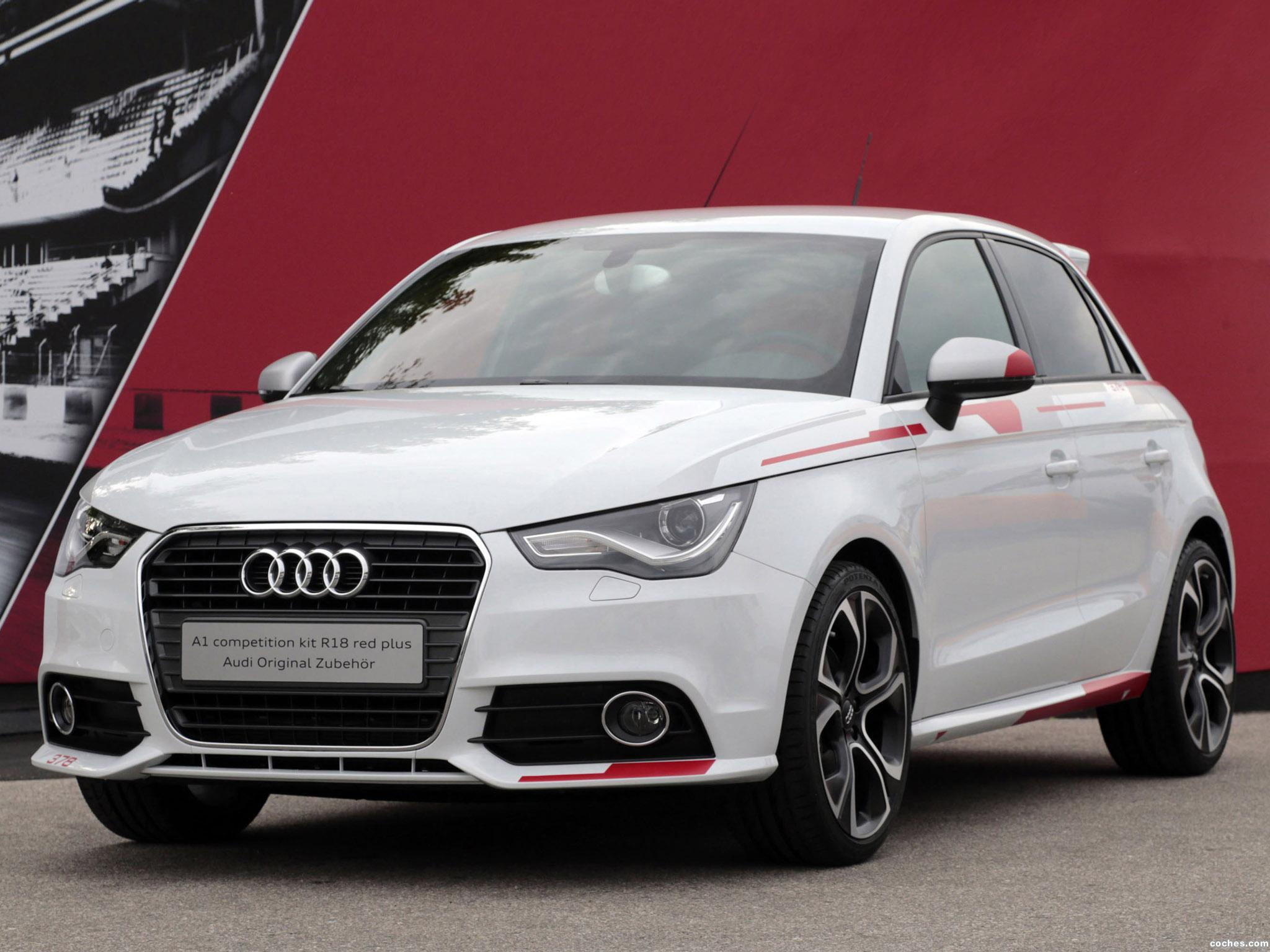 Foto 0 de Audi A1 R18 Competition Package 2013