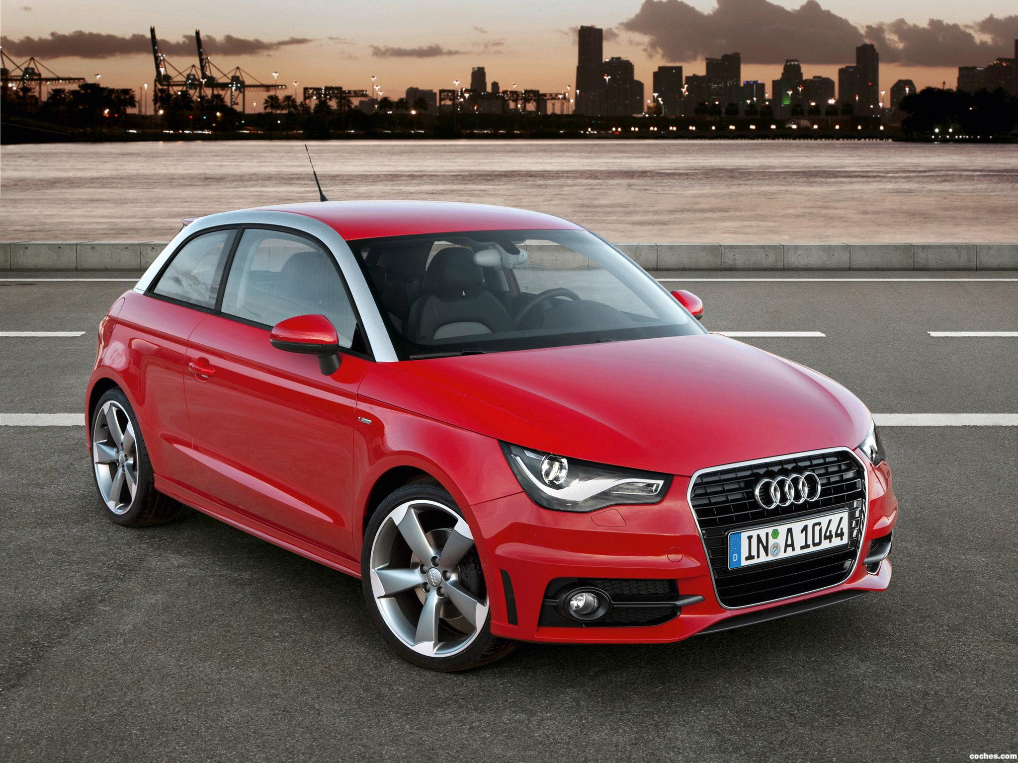 Foto 0 de Audi A1 S-Line 2010