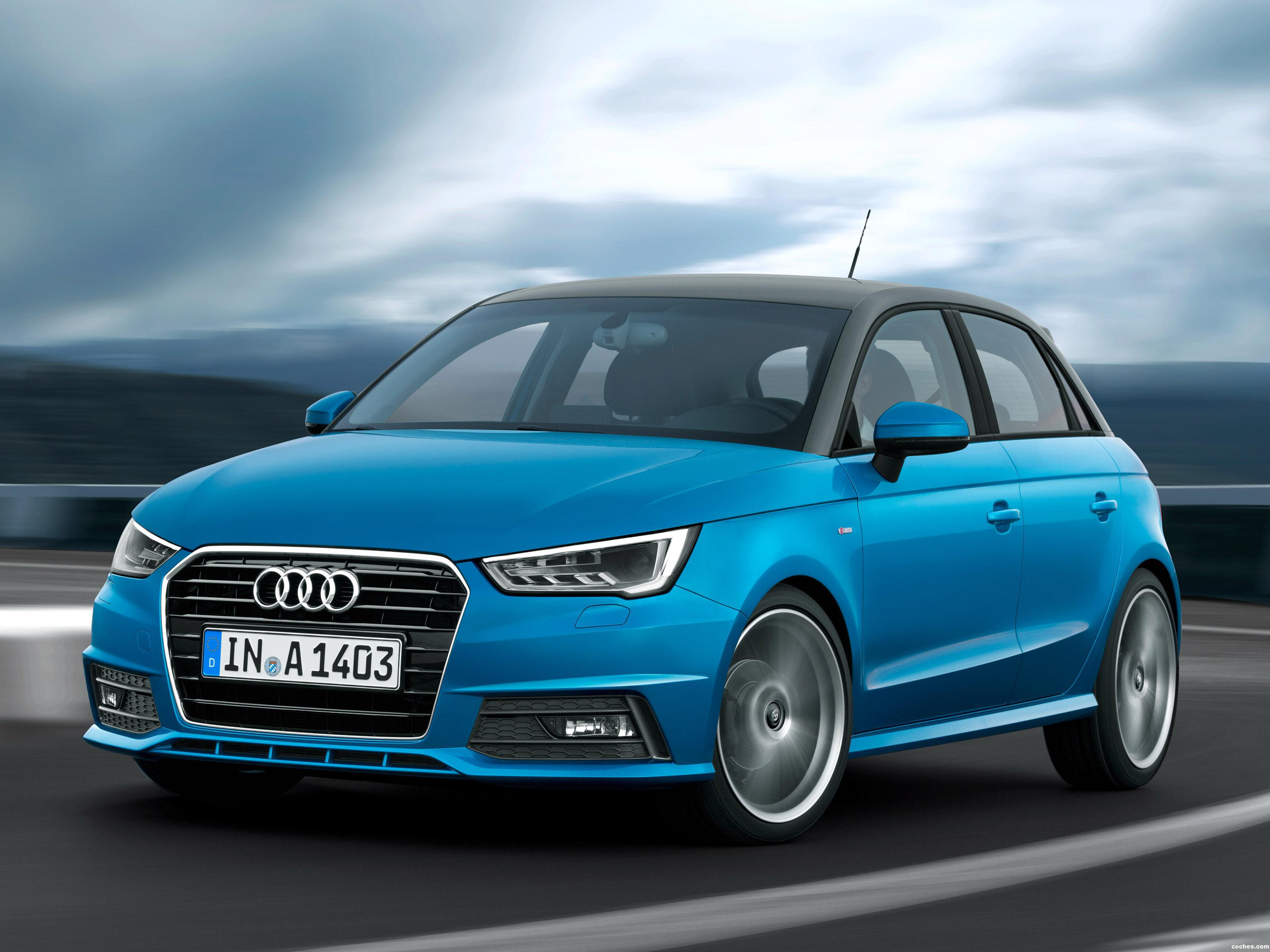 Foto 0 de Audi A1 Sportback 2015