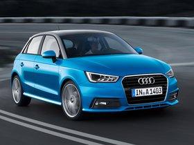 Ver foto 4 de Audi A1 Sportback 2015