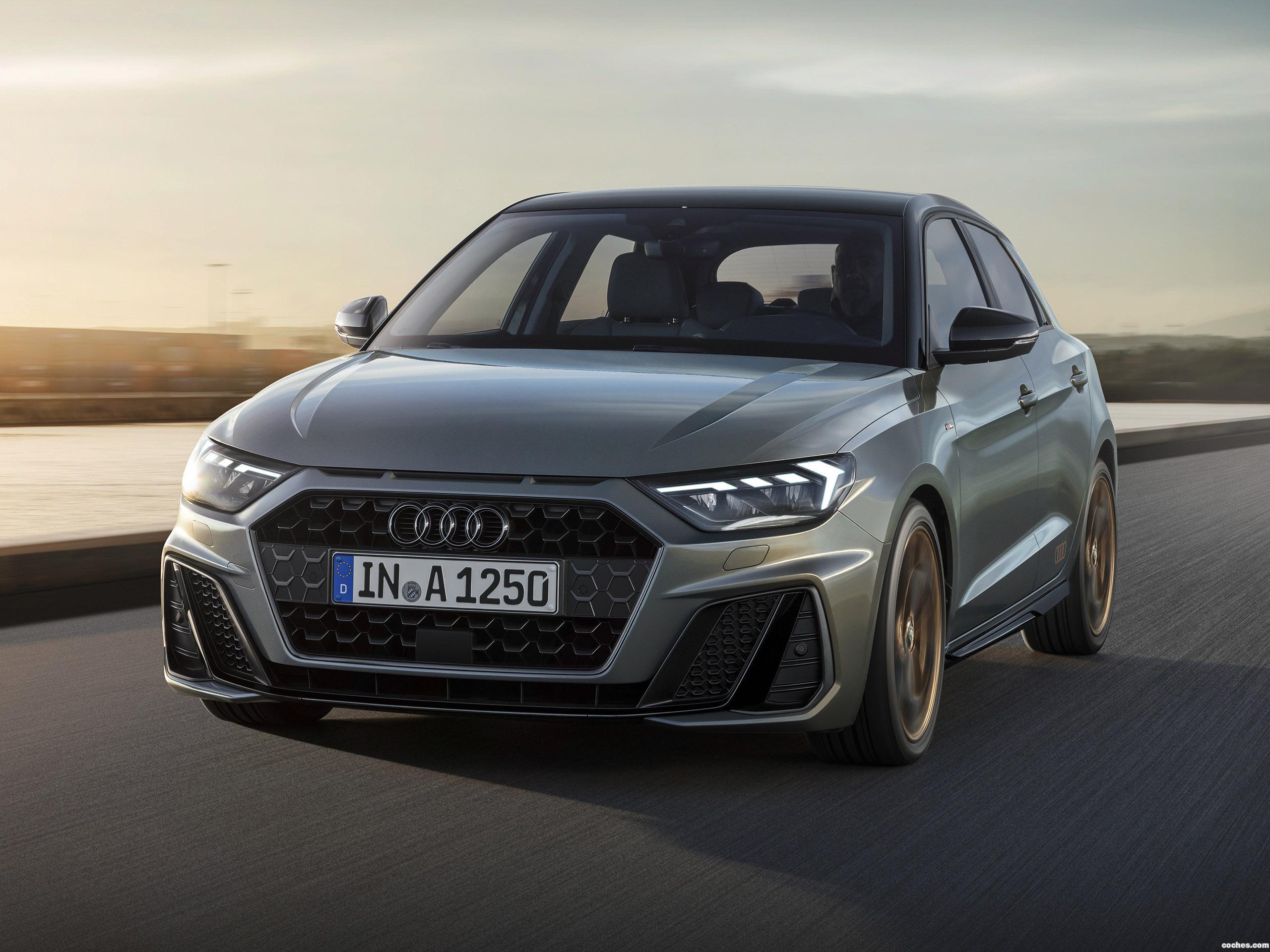 Foto 0 de Audi A1 Sportback 35 TFSI S Line Edition 2018