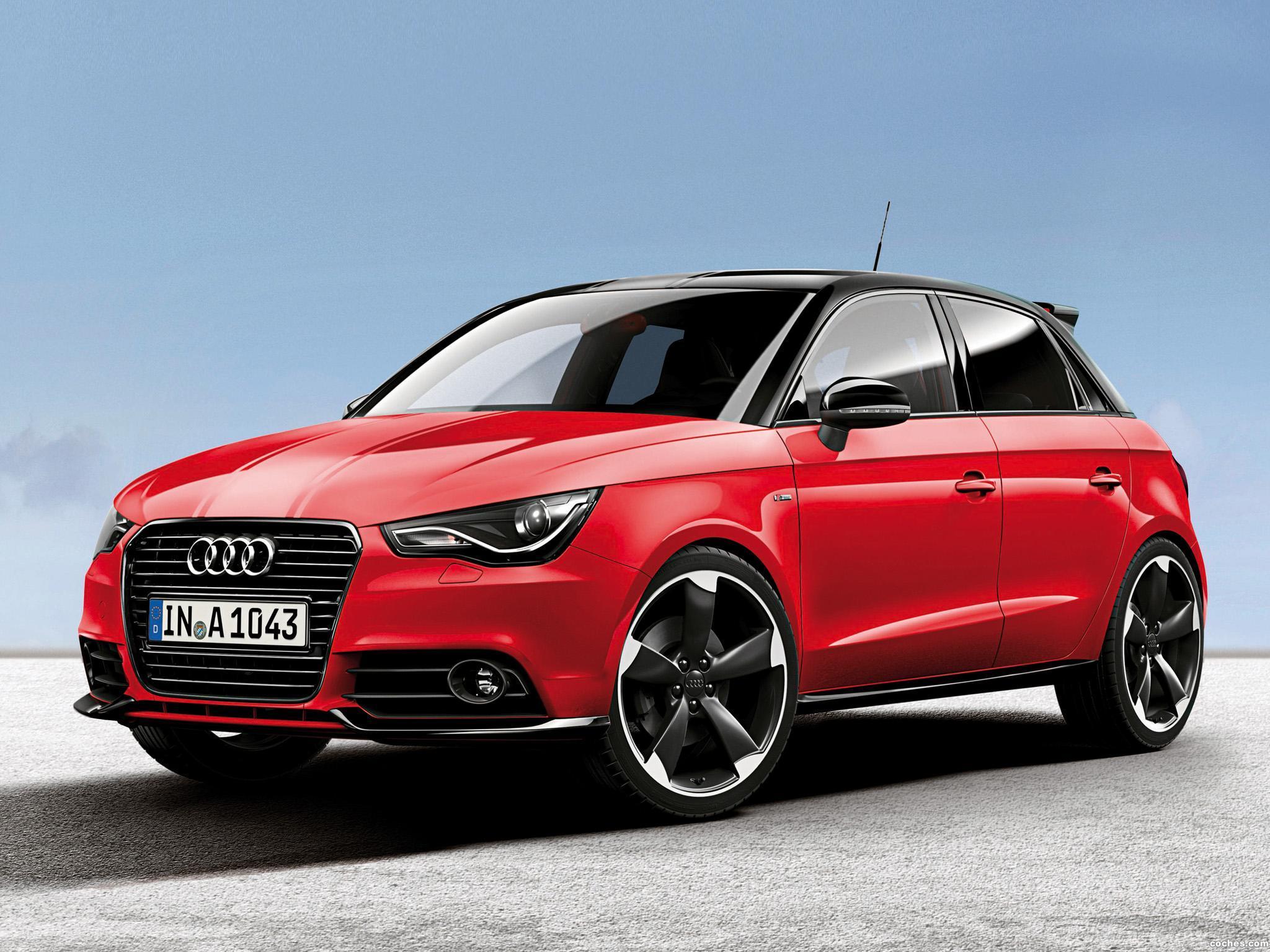 Foto 0 de Audi A1 Sportback Amplified 2012