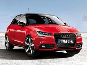 Ver foto 2 de Audi A1 Sportback Amplified 2012