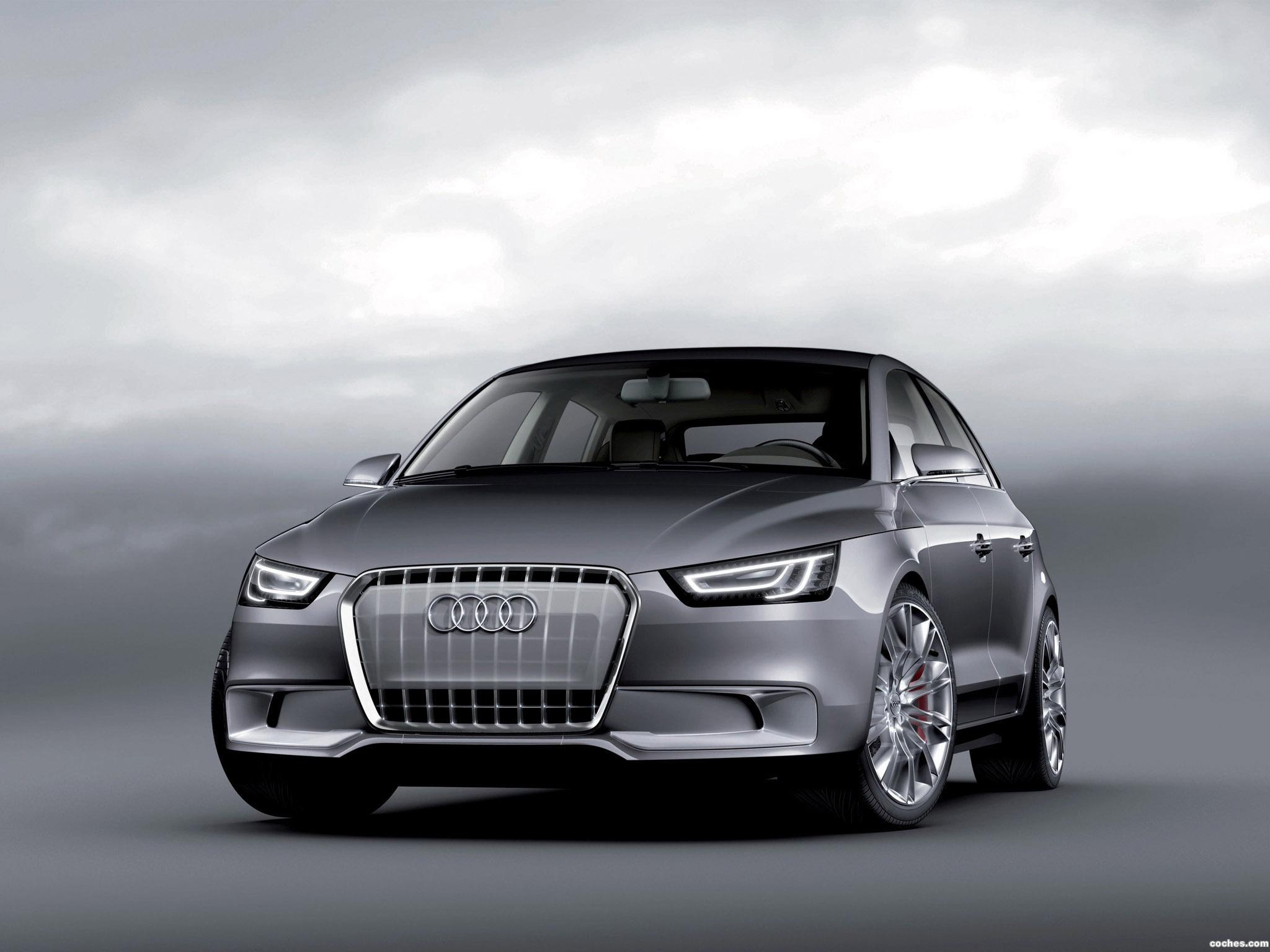 Foto 0 de Audi A1 Sportback Concept 2008