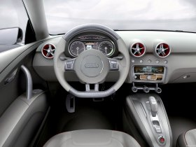 Ver foto 8 de Audi A1 Sportback Concept 2008