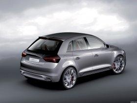 Ver foto 5 de Audi A1 Sportback Concept 2008