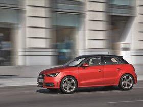 Ver foto 23 de Audi A1 Sportback S-Line 2012