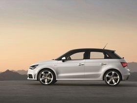 Ver foto 14 de Audi A1 Sportback S-Line 2012