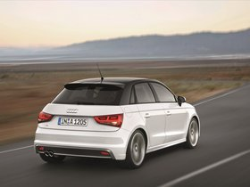 Ver foto 12 de Audi A1 Sportback S-Line 2012