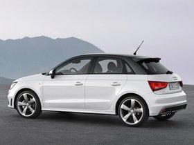 Ver foto 4 de Audi A1 Sportback S-Line 2012