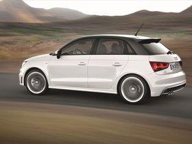 Ver foto 11 de Audi A1 Sportback S-Line 2012