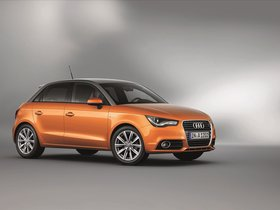 Ver foto 10 de Audi A1 Sportback S-Line 2012