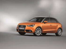 Ver foto 8 de Audi A1 Sportback S-Line 2012