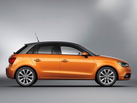Ver foto 36 de Audi A1 Sportback S-Line 2012