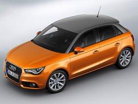 Ver foto 35 de Audi A1 Sportback S-Line 2012