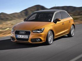 Ver foto 56 de Audi A1 Sportback S-Line 2012