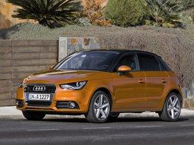 Ver foto 54 de Audi A1 Sportback S-Line 2012