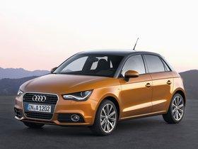 Ver foto 53 de Audi A1 Sportback S-Line 2012