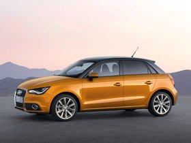 Ver foto 50 de Audi A1 Sportback S-Line 2012